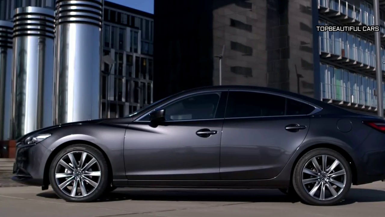 2019 Mazda 6 Redesign Interior Exterior Youtube