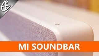 Xiaomi Shocked us w/ the Mi Soundbar!!!
