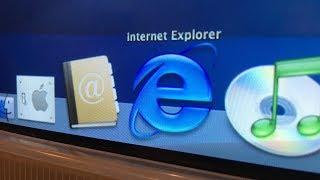 How Internet Explorer Became Apple