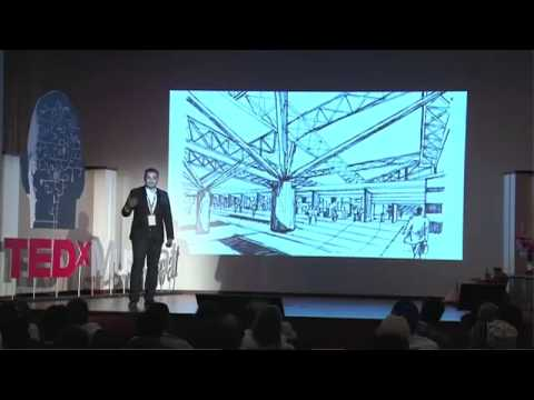Simple ideas to innovative buildings: Alok Shetty at TEDxMus