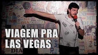 LUA-DE-MEL EM VEGAS - Stand-up Comedy - Osmar Campbell