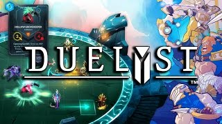 What is... Duelyst (Turn Based Strategy With Card Game Gameplay)