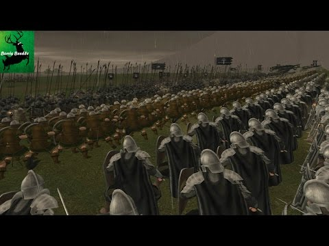 MUD, BLOOD AND DEATH - Third Age Total War Reforged Online Battle Replay