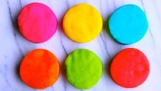 How to Make Playdough WITHOUT Cream of Tartar and No Cook!
