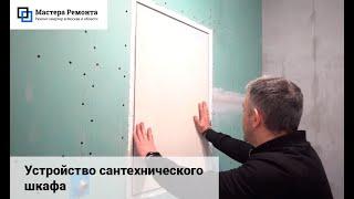 Артем Лодвиг об устройстве сантехнического шкафа