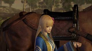 SAMURAI WARRIORS 4: Empires: My Attempt At An Sanada Maru Lady Yodo/Yodogimi (Chacha) Character