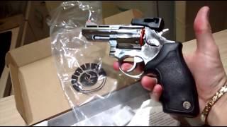 Recebendo, Revolver Taurus RT 88  Abrindo a Caixa!!!
