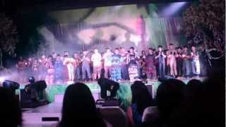 Tarzan the Musical at REAL Schools Suria Campus Cheras