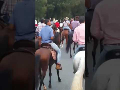 CABALGATA FERIA GANADERA 2018 CABALLISTAS DE SANTO DOMINGO OESTE RD ACTIVOS(3)