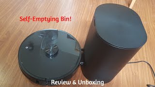 Lydsto R1 Self Emptying Robot Vacuum Cleaner! [Review \u0026 Unboxing]
