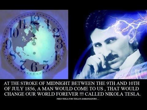 Nikola Tesla Birthday Tribute 2015