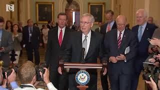 Senate kicks off battle over Trump's court pick thumbnail