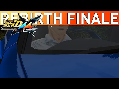 Initial D Arcade Stage 7AAX | Rebirth Part 2/2 - Teknoparrot 1.35