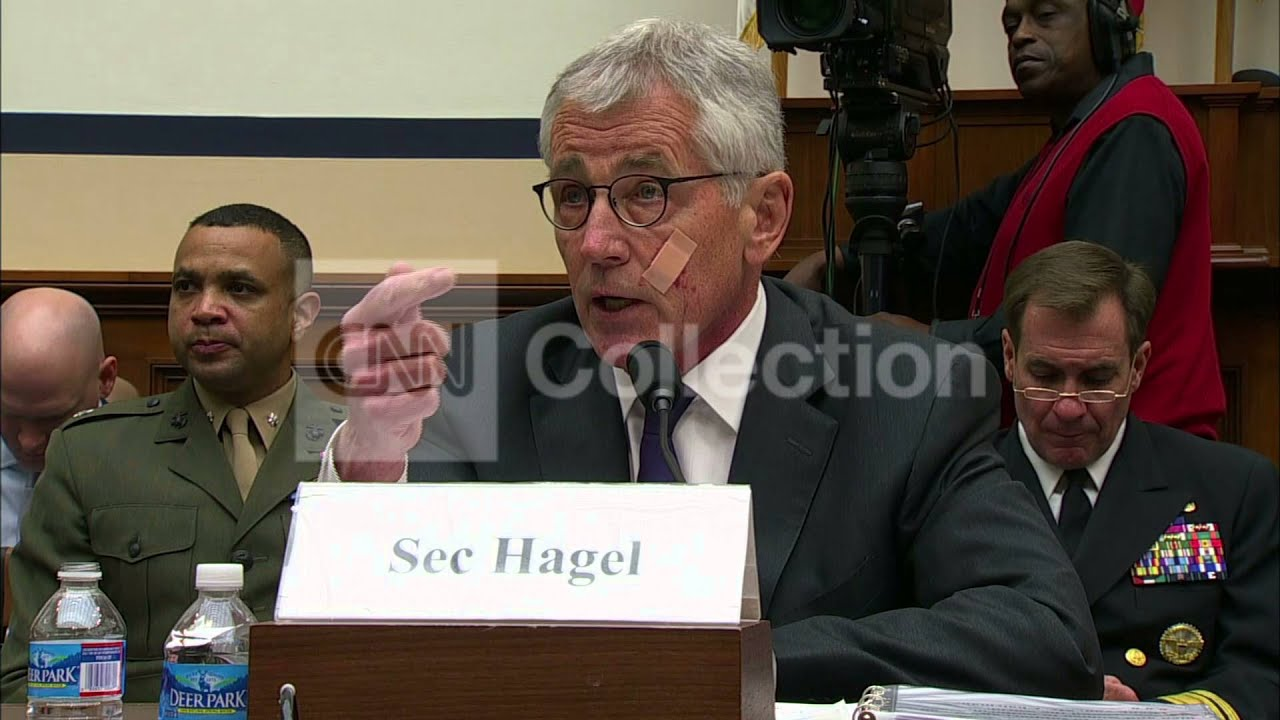 HAGEL ON ISIL- OUR STRATEGY