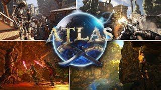 ATLAS Pre-Release Screenshot Discussion & Launch Delay Announcement