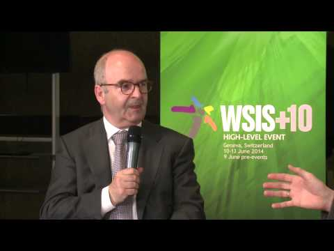 WSIS+10 INTERVIEW: Ms Brenda Aynsley and Mr Leon Strous, IFIP