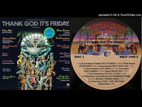 Thank God It's Friday [Full Album, Long Versions] (Vol. 1) (1978)