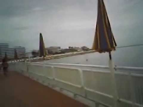 Lignano Terrazza Mare 20 8 2014 - YouTube