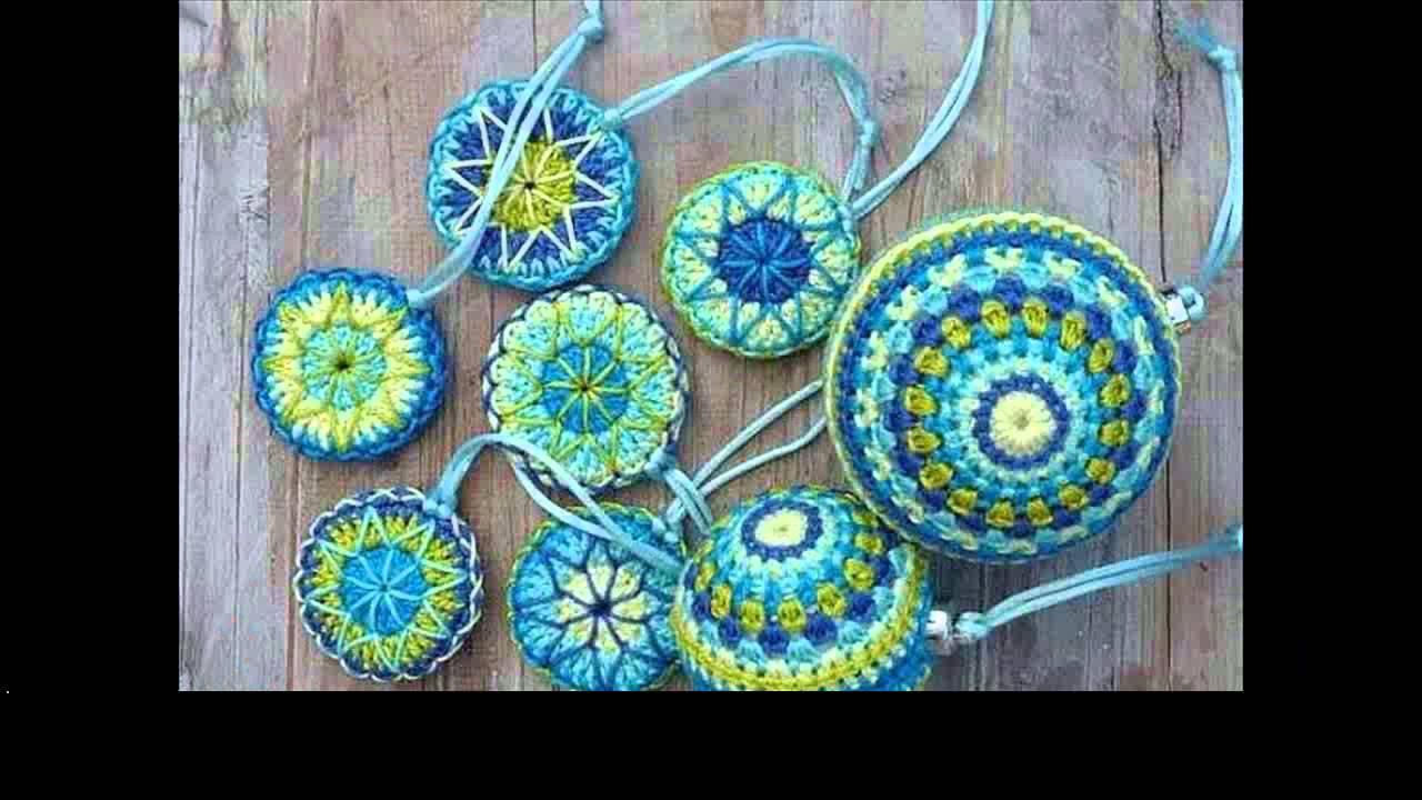 Free Crochet Keychain Patterns Youtube