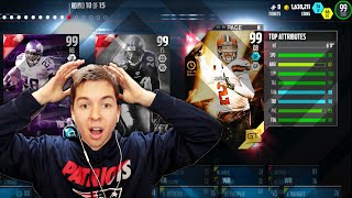 99 OVERALL DRAFT CHAMPIONS! BEST ROUNDS EVER? MADDEN 16 ULTIMATE TEAM