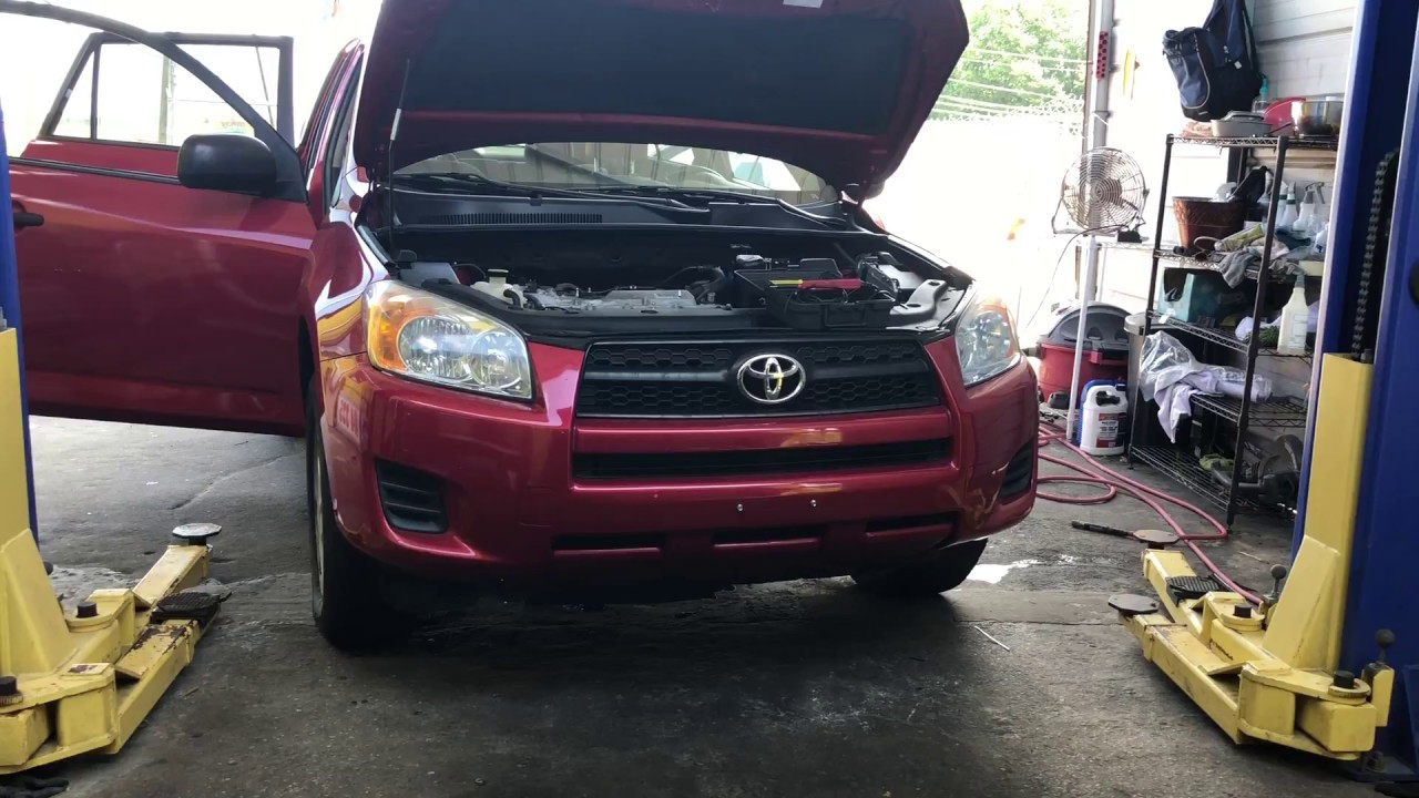 small resolution of 2012 toyota rav4 blower motor removal