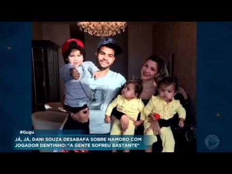Em Entrevista A Gugu, Dani Souza Revela Que Dentinho Pensou Em Voltar Ao Brasil