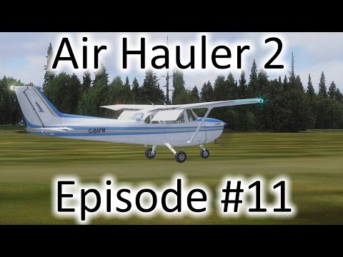FSX | Air Hauler 2 Ep. #11 - Should Have Gone Around | C-172