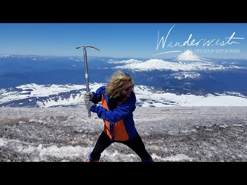 Climbing Volcan Villarrica in Chile