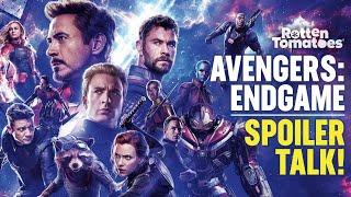 Avengers: Endgame Discussion (Spoilers): Big Moments, Shocks, Surprises | Rotten Tomatoes