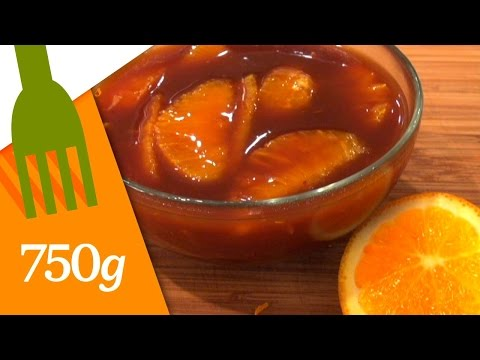 recette-de-sauce-à-l'orange---750g
