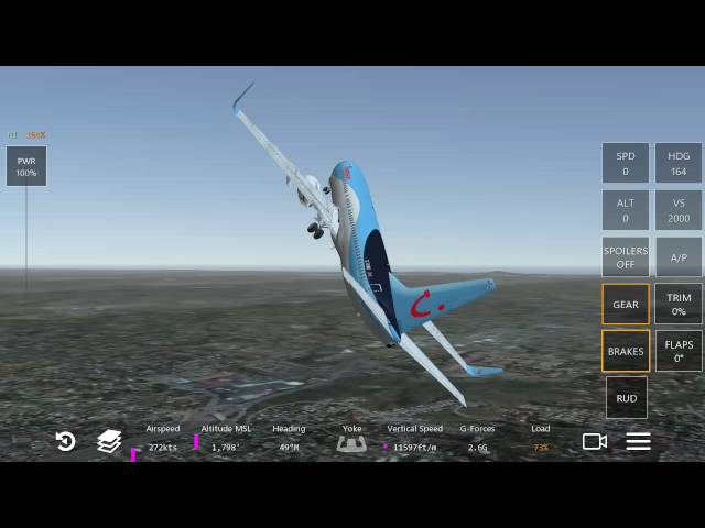 Infinite flight #1