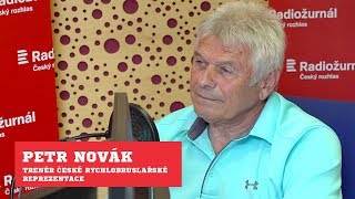 Roste v Česku nástupce Martiny Sáblíkové? Poslechněte si rozhovor s trenérem Petrem Novákem