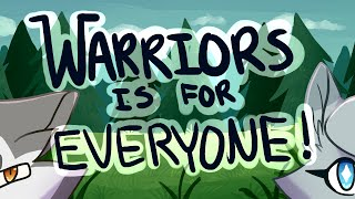 Warriors Is For EVERYONE! [ Complete Bluefur and Thistleclaw Warriors Spoof MAP ]