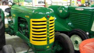Huge Oliver Tractor Collection