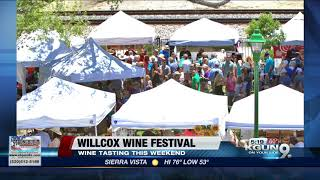 Willcox Wine Country Fall Festival This Weekend