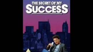 Soundtrack - Something i gotta do - The secret of my success El secreto de mi exito