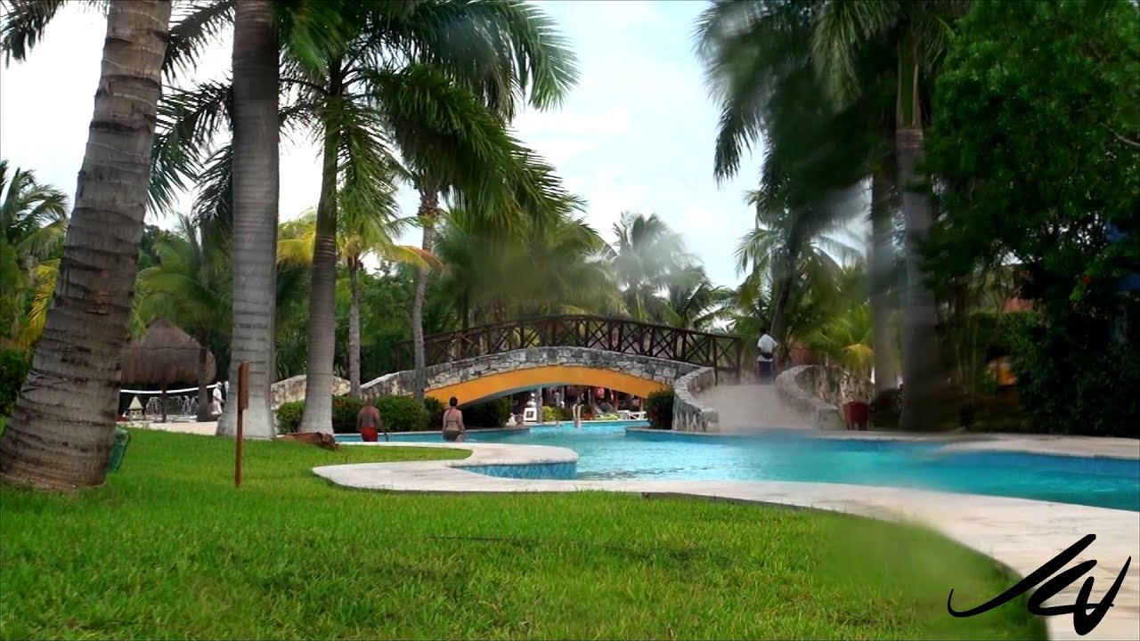 Iberostar Paraiso Lindo All Inclusive Room Service And Tour You