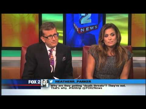 2014 Fox News Detroit MRA vs Feminist