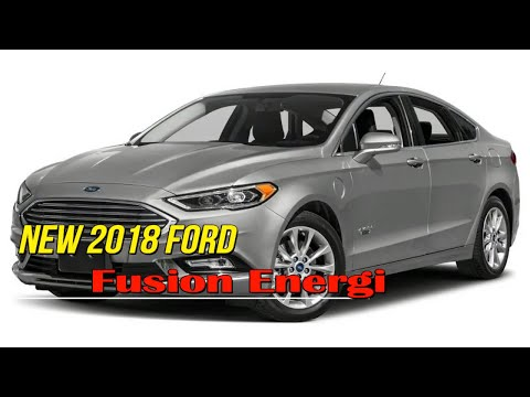 LOOK 2018 Fusion Energi Overview