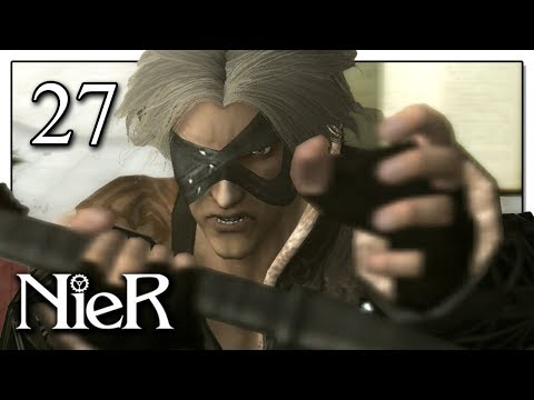 Let's Play NieR Gestalt Blind Part 27 - Research Project [NieR Gestalt 2010 PS3 Gameplay]