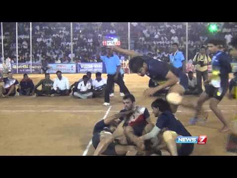 Services win National Kabaddi Championship in Namakkal