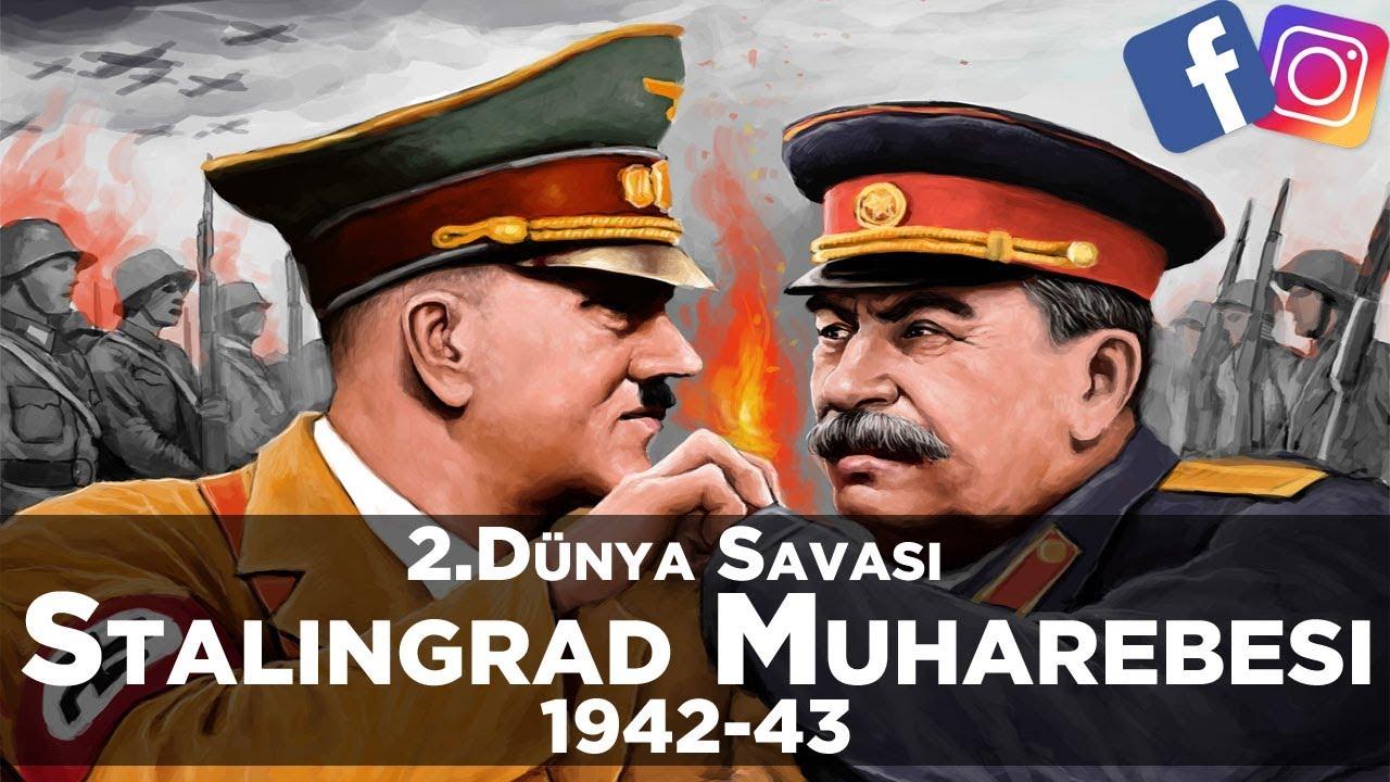 STALİNGRAD MUHAREBESİ (1942-43) || 2.Dünya Savaşı Doğu Cephesi Bölüm 2