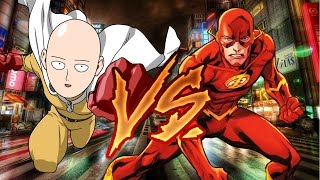 【RANDOM BATTLE】Флеш vs Сайтама (Ванпанч мен) / Flash vs Saitama (One Punch Man)