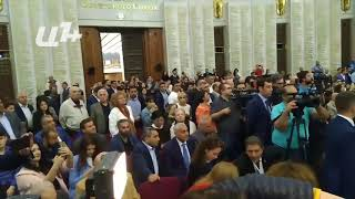 Հայաստանի անունից վարչապետ Նիկոլ Փաշինյանն այսօր կատարեց Խորհրդային միության հերոս,  մարշալ Համազասպ
