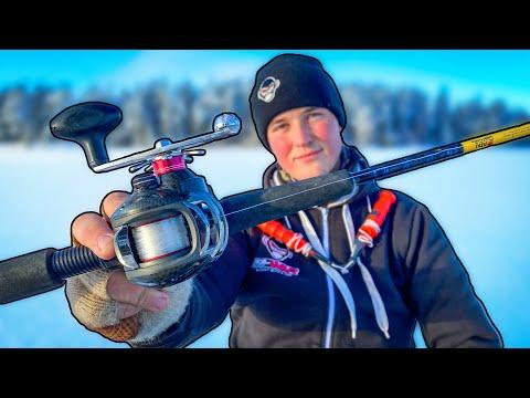 ICE FISHING EQUIPMENT FOR PIKE - Edvin Johansson