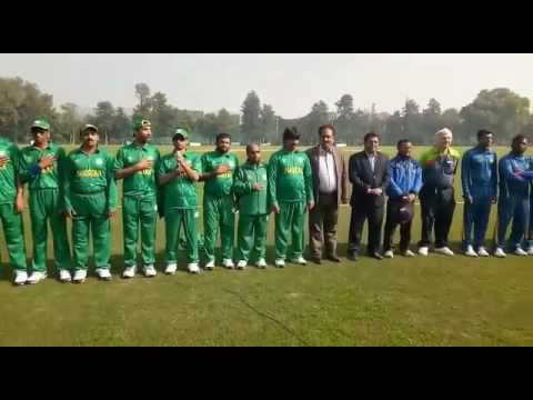 T20 Blind World Cup live pakistan 1233 12 overs