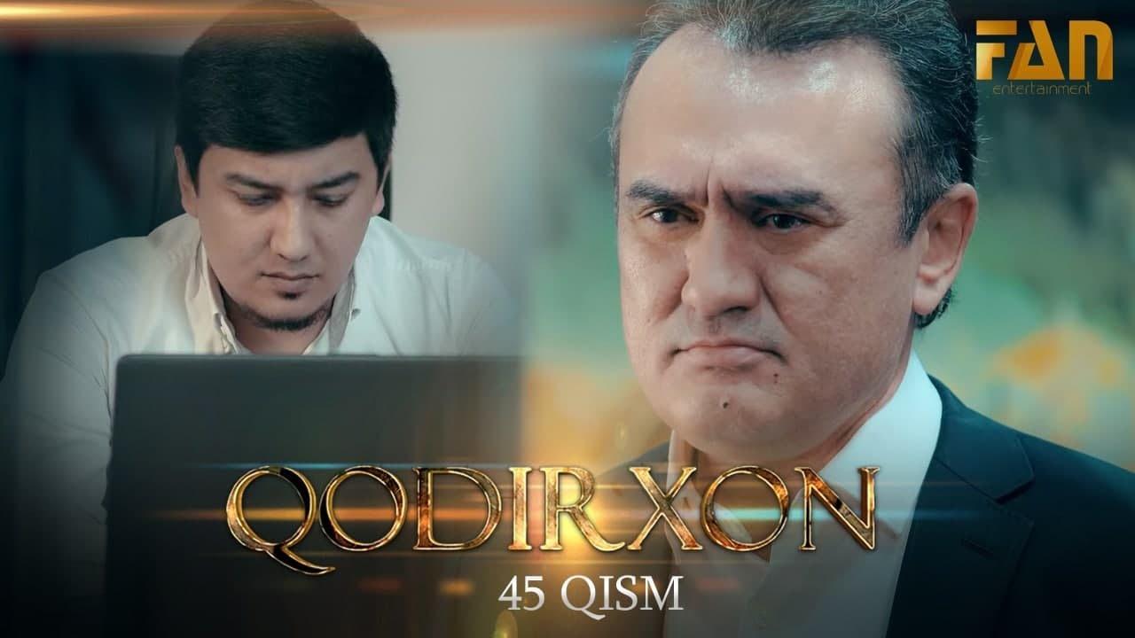 Qodirxon (milliy serial 45-qism) | Кодирхон (миллий сериал 45-кисм)