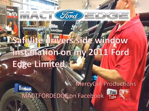 Safelite Auto Glass Drivers Side Window Replacement For MACTFORDEDGE