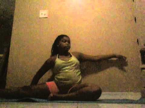 Tutorial How To  Do Splits And Straddles For Begin