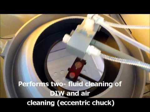 Etching, cleaning, drying  Wafer for Semi-conductor Manufacturing